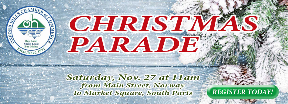 Oxford Hills Chamber of Commerce - Christmas Parade